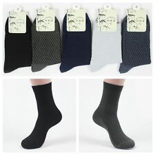 1 Pair New Summer Men Ankle Socks Sports Casual Sport Bamboo Fiber Socks Soft