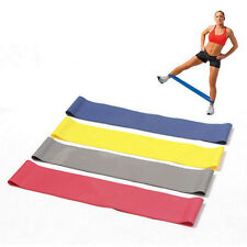 Crossfit Strength Training Exercise Loop Weight Resistance Bands Fitness