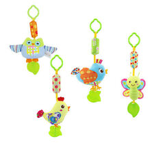 Animals Gums Children's Toys Cartoon 1 PC Baby Plush Toys Wind Bell