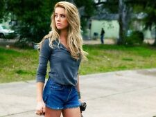 Famous Star Amber Heard Sexy Model Wall Print POSTER CA