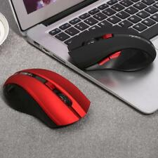 2.4G Wireless Gaming Mouse Optical Game Mice Adjustable DPI Laptop 6 Buttons