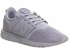 Womens New Balance 247 Trainers LILAC Trainers Shoes