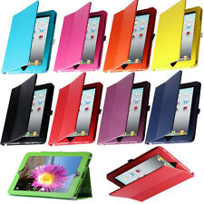 PU Leather Magnetic Folio Case Stand Cover Holder For Apple iPad 1st Generation