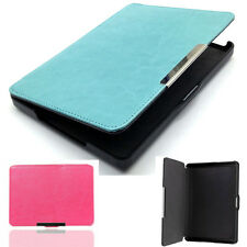 For Kobo Glo Leather Stand Cover Shell Protector Magnetic Auto Sleep Case 2017