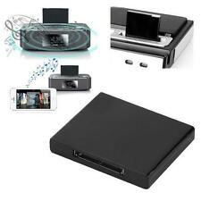 Bluetooth A2DP Music Receiver Adapter for iPod iPhone 30-Pin Dock Speaker X8  TR