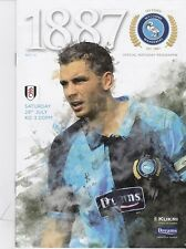 Wycombe Wanderers 2012-2013 Home Programmes