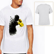 Men's T-shirt Fashion New 1Pcs Harajuku Short sleeved Printing t-shirt