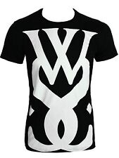 While She Sleeps Logo Men's Black T-Shirt