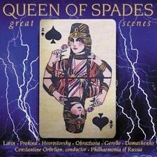 TCHAIKOVSKY: QUEEN OF SPADES [HIGHLIGHTS] USED - VERY GOOD CD