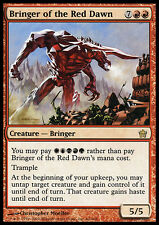 Bringer of the Red Dawn MTG Fifth Dawn English Red RARE