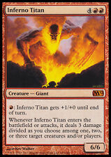 Inferno Titan MTG Magic 2012 English Red MYTHIC RARE