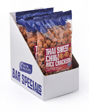 Thai Sweet Chilli Rice Crackers Bulk Bag  - 1x500g or a case of 3x500g