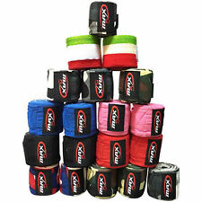 Hand Wraps Inner MMA Boxing Gloves Bandages Training Muay Thai Stretch