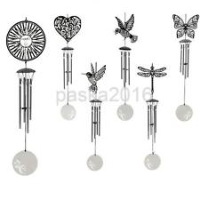 Stainless Steel Wind Chimes Indoor Outdoor Patio Porch Hanging Decor Windchimes