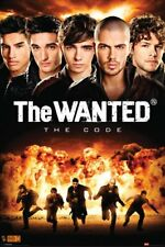 New The Code The Wanted Maxi Poster