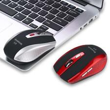 Bluetooth Wireless Mouse Optical Mice 4Adjustable DPI  6D for Laptop Mac