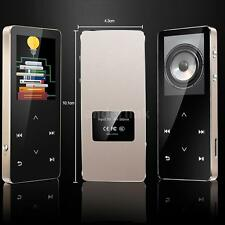 Bluetooth MP3 MP4 Player Lossless Recorder FM Radio Video Film Touch Screen Y4P7