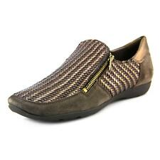 Sesto Meucci Gorgon Women  Round Toe Leather  Loafer NWOB