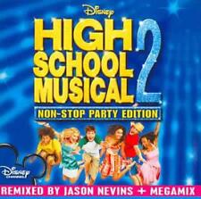 HIGH SCHOOL MUSICAL 2 - NON STOP DANCE PARTY USED - VERY GOOD CD