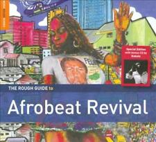 VARIOUS ARTISTS - THE ROUGH GUIDE TO AFROBEAT REVIVAL [DIGIPAK] USED - VERY GOOD