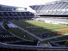 2 Great 200 Level Tickets, Cleveland Browns at Chicago Bears, TIX IN HAND