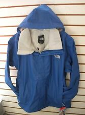 THE NORTH FACE MENS RESOLVE WATERPROOF JACKET-#AR9T- MONSTER BLUE-   XL
