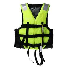 Adult Kids Life Jacket Kayak Water Ski Wakeboard Buoyancy Aid Vest - CE Approved