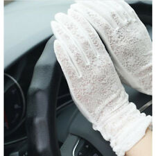 Women's Gloves Lace Wedding Prom Driving Costume Evening Party Girls Gloves