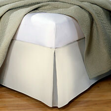 Levinsohn 14 Inch Tailored Bedskirt in Ivory