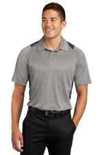 Sport-Tek Heather Colorblock Contender Polo Golf Polo Casual Shirt ST665