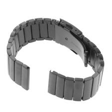 22mm Stainless Steel Watch Link Strap Watch Band Strap Straight End Bracelet