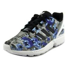 Adidas ZX Flux K Youth  Round Toe Synthetic Multi Color Sneakers NWOB