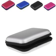 Portable Pouch Carrying Case Bag for External Hard Drive Headset USB Cables