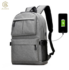 new high quality student backpack male travel oxford canvas bag school backpack
