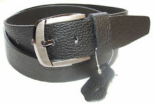 MENS LEATHER  BELTS FOR Men Genuine 100% PURE GENUINE Real Leather BELT.COWHIDE