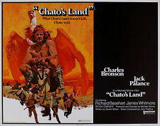 """""""Chatos Land"""". Charles Bronson Classic Movie Poster A1A2A3A4Sizes"""