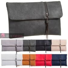 NEW WOMENS ZIP DETAIL FLAP BACK ZIP POCKET CHAIN STRAP HANDBAG SHOULDER BAG