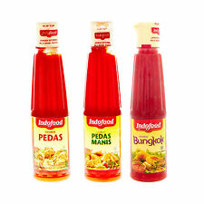 Halal Indofood Chili Sauce Condiment Cooking Dipping Sauce 140ml/4.9oz