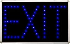 led023-g Exit Door Signal LED Neon Light Sign