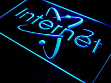 i479-b Internet Access Display Services Neon Light Sign