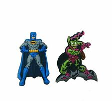 Batman Dark Knight Green Goblin Jibbitz Brand Crocs Shoe Charms Rare Collectible
