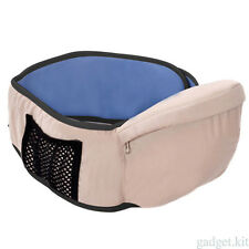 Breathable Anti-skidding Baby Carrier Hip seat Waist Wrap hip stool Seat New