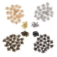 20 Sets Skull Head Screwback Studs Punk Rivets for Sewing Crafts Leathercraft
