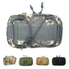 1000D Nylon Waterproof Tactical MOLLE Small Multi-purpose Utility Pouch Bag