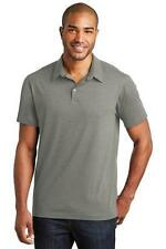 Port Authority Mens Meridian Cotton Blend Polo Basic Casual Work Polo Shirt K577