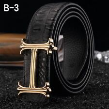 FAMOUS NEW MENS DESIGNER BELTS FOR MEN,GENTS LETTER H BUCKLE,LUXURY LEATHER BELT