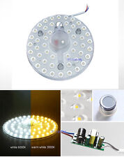 24W SMD LED module Replace Panel Down Light White Warm Bulb Lamp AC 85V-265V