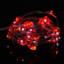 Love Heart 20 LED String Light Decorative Wedding Christmas Party Lamp Creative