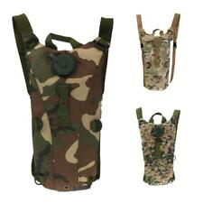 3L Water Bladder Bag Hydration System Backpack Pack Hiking Camping Cycling Pouch