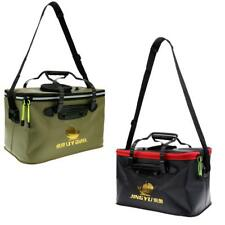 Fishing Folding Bucket Outdoor EVA Collapsible Water Pail Keep Fish Alive